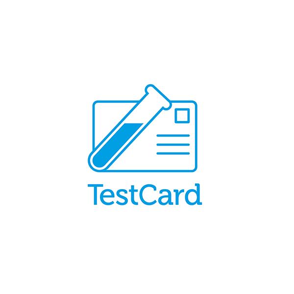TestCard-logo