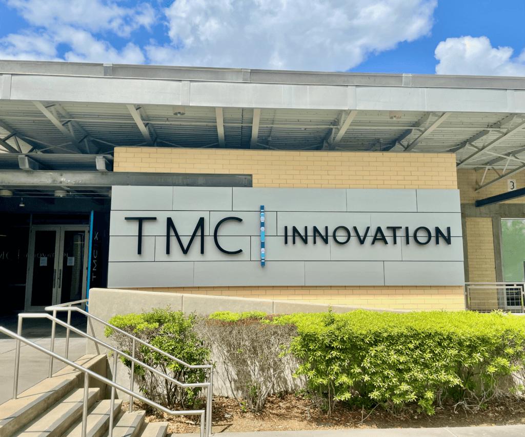 TMC Innovation Entrance