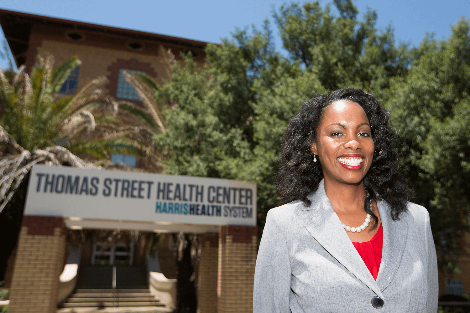 Charlene Flash, M.D., is leading the charge to eliminate HIV and AIDS in the South.