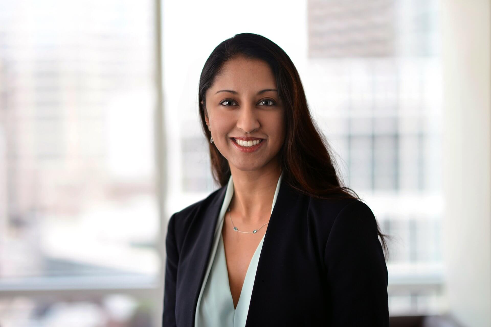 Dr. Sharmila Anandasabapathy, professor of medicine and gastroenterology at Baylor College of Medicine and director of Baylor Global Initiatives and the Baylor Global Innovation Center. (Credit: Baylor College of Medicine)