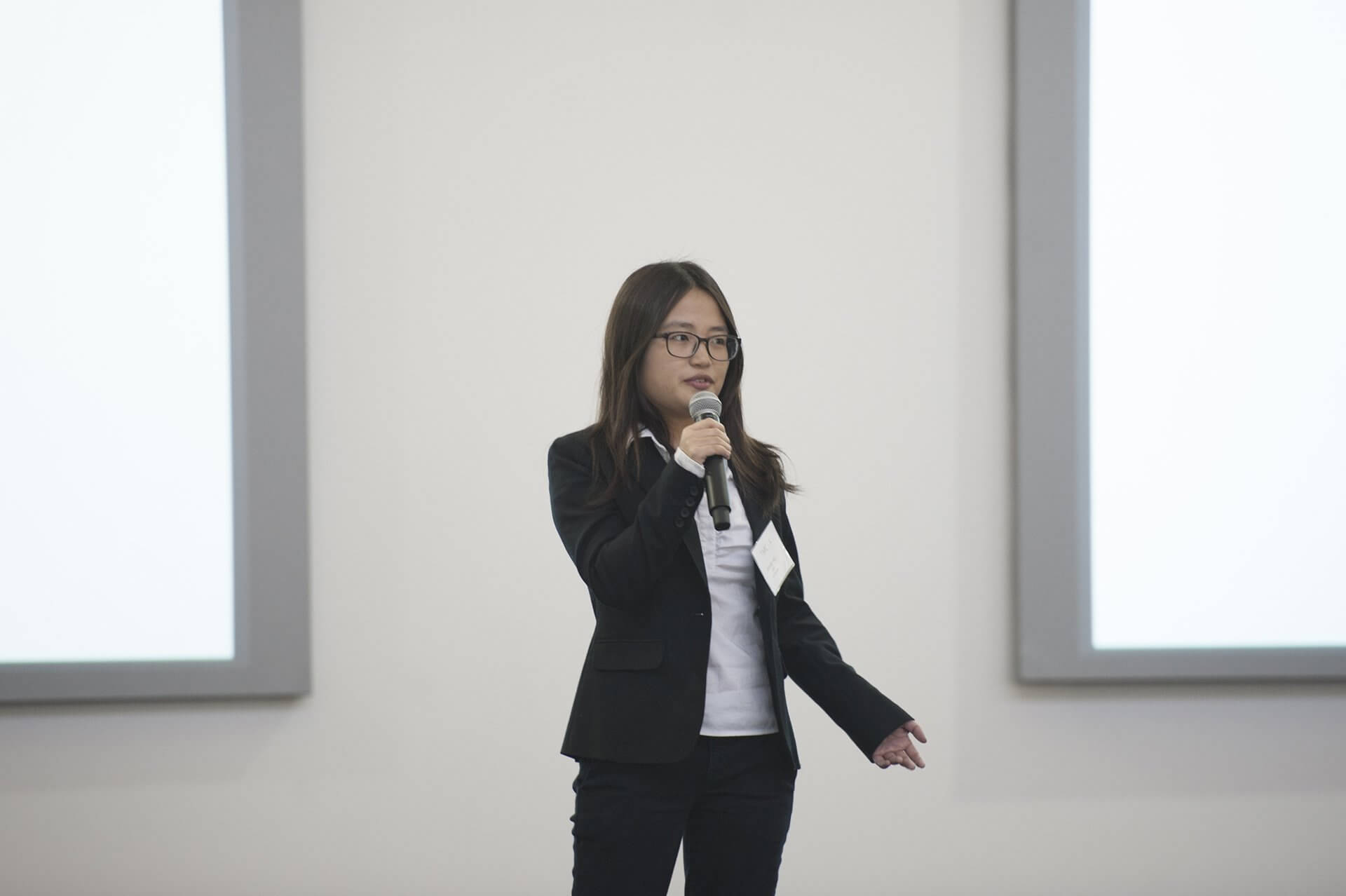 Wendy Hu, co-founder of DiBS