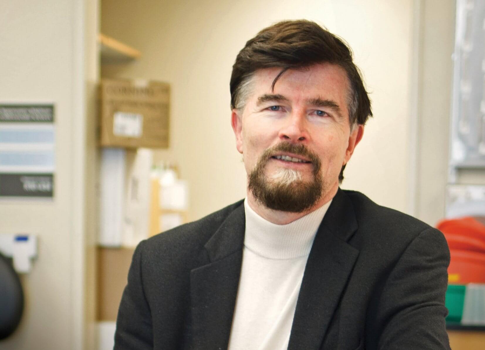 John P. Cooke, M.D., Ph.D., director of the Center for Cardiovascular Regeneration at Houston Methodist DeBakey Heart & Vascular Center