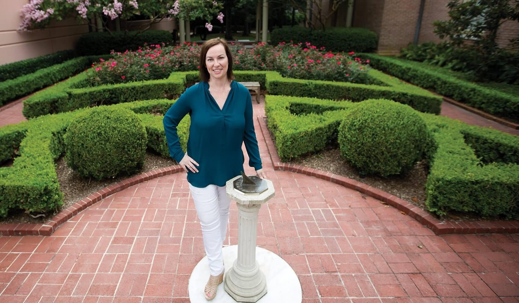 Junior League of Houston President Shannon Wiesedeppe.