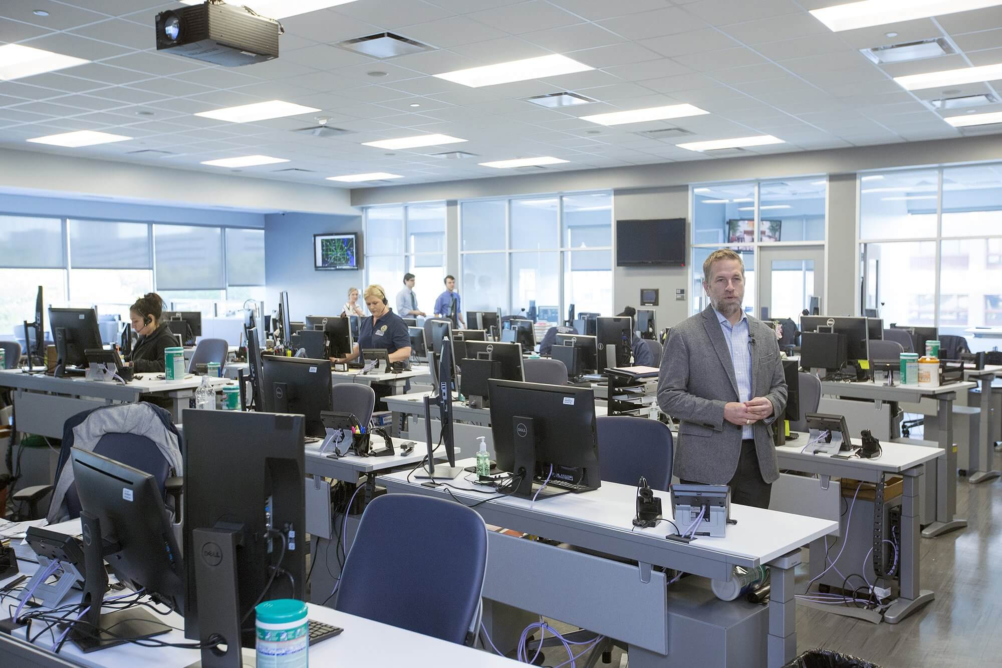 A Sneak Peek Inside Harris County Institute Of Forensic Sciences New Building Tmc News