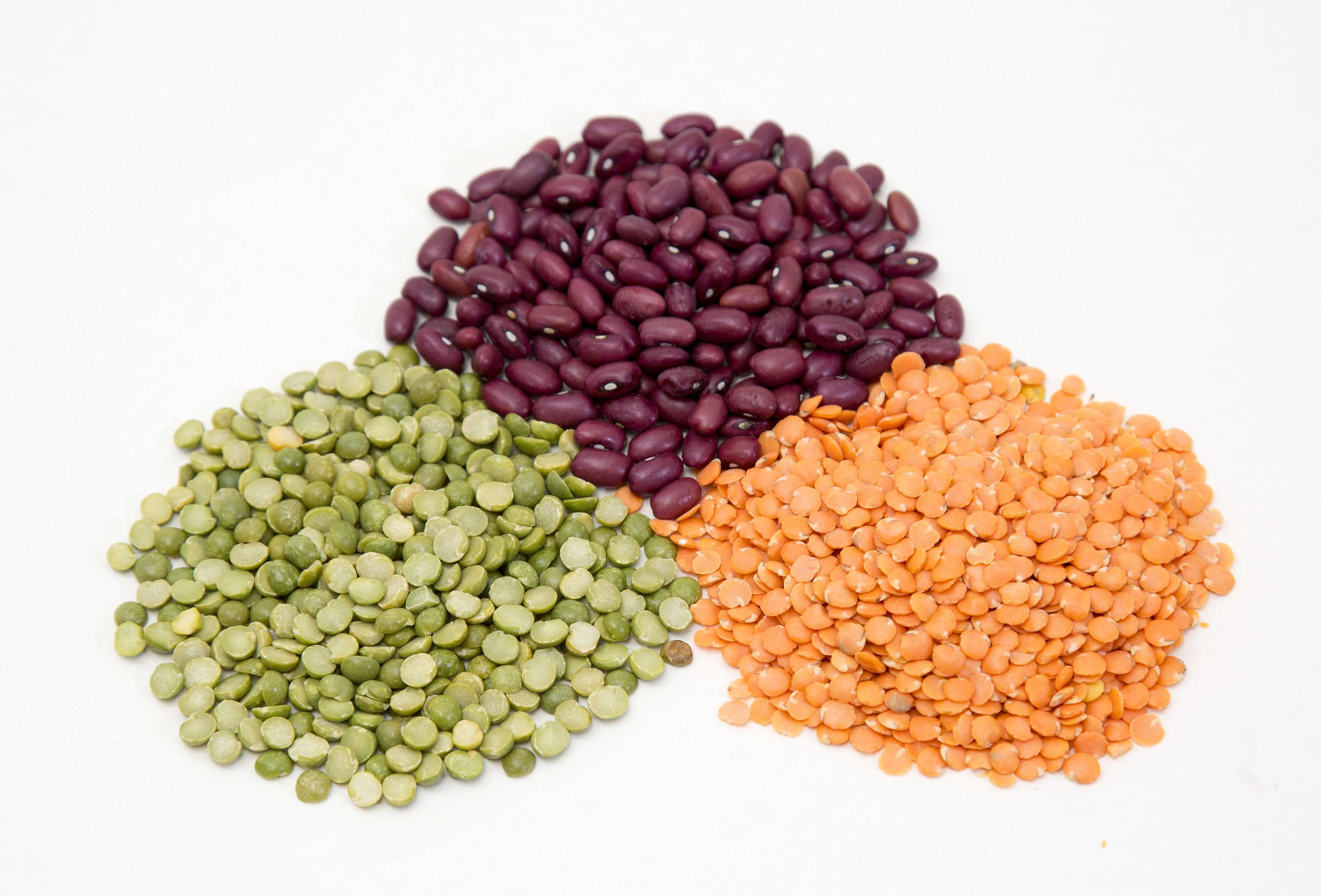 Legumes are just one food that contain spermidine, a type of organic compound known to help prevent disease and increasethe lifespan of humans.