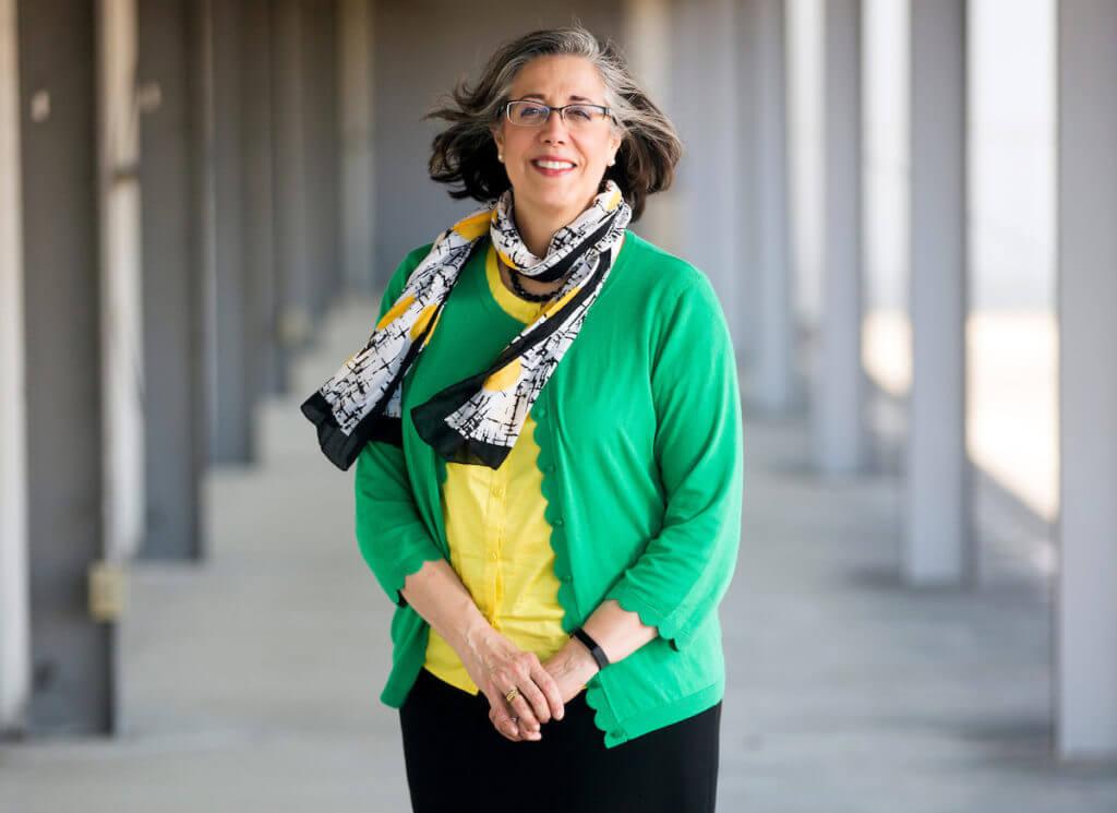 Carmel Dyer, UTHealth, geriatric