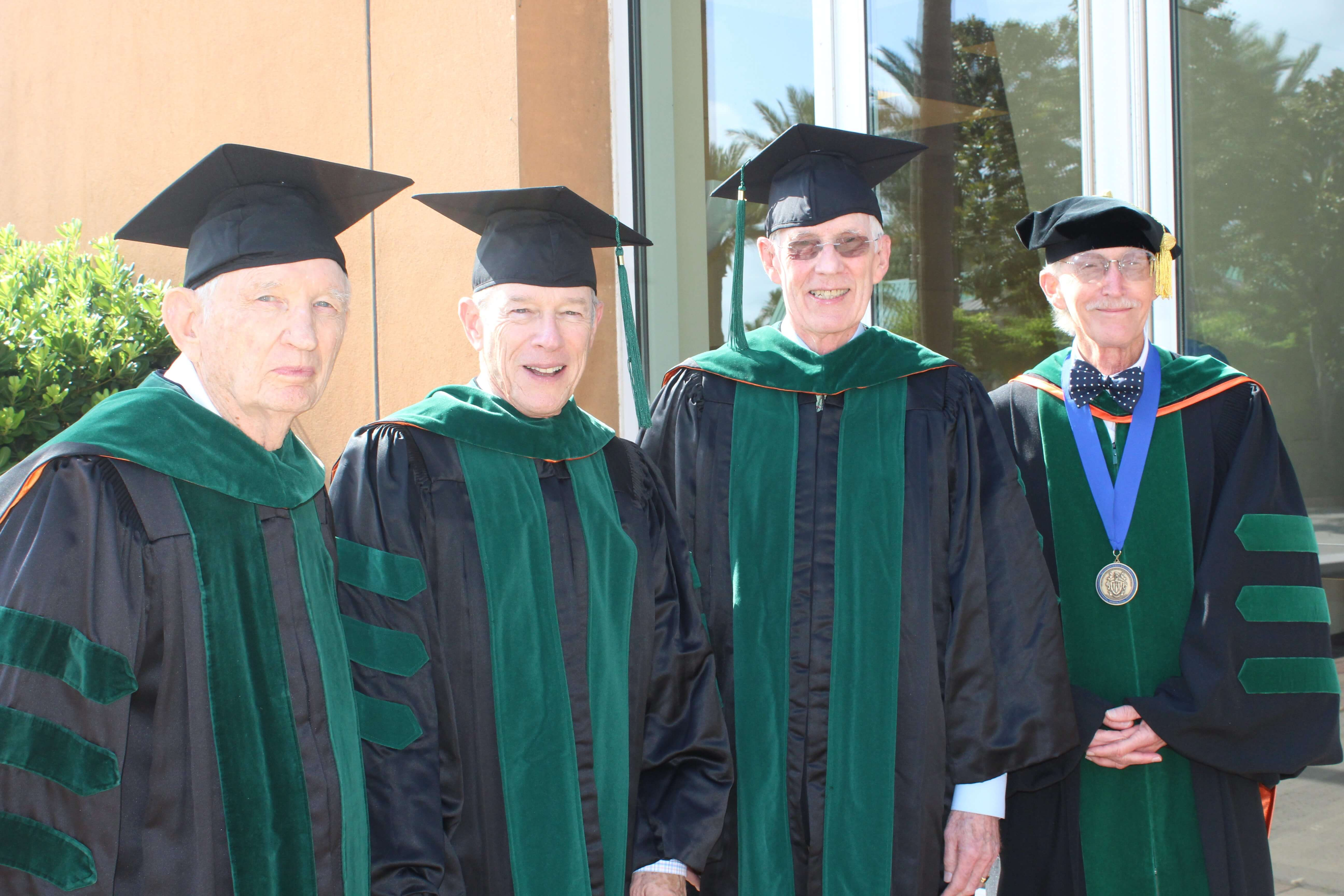 2018 Ashbel Smith Distinguished Alumni