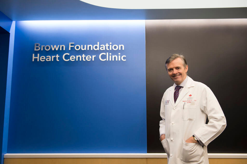 2K18-0358_PVK_3822 Legacy Tower Heart Center walk-through with dr. Penny