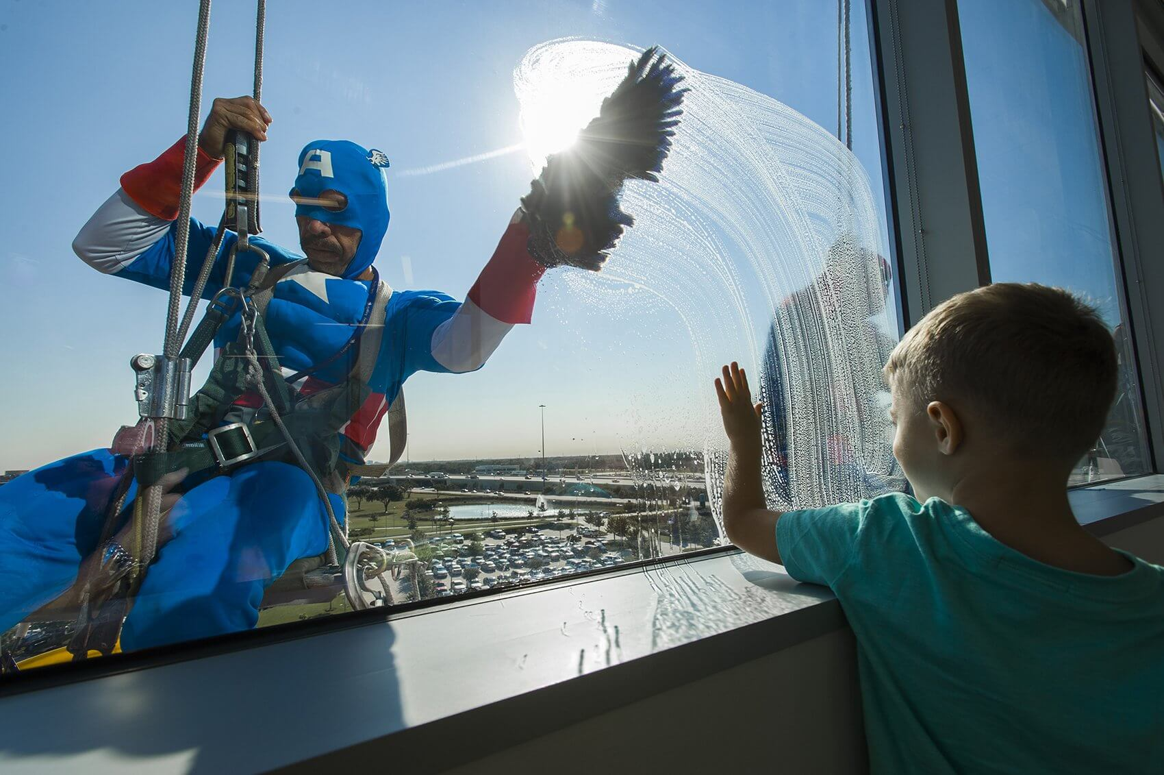 (Credit: Allen Kramer/Texas Children's Hospital)