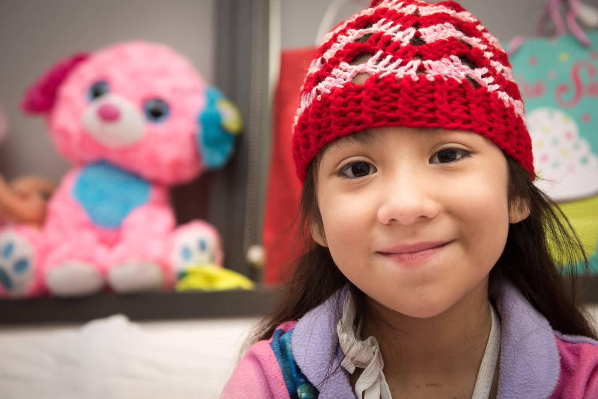 (Photo: Allen S. Kramer/Texas Children's Hospital)