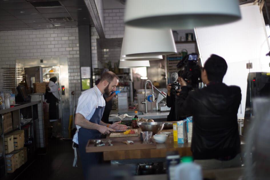 Chef Robert Luttrell, True Food Kitchen
