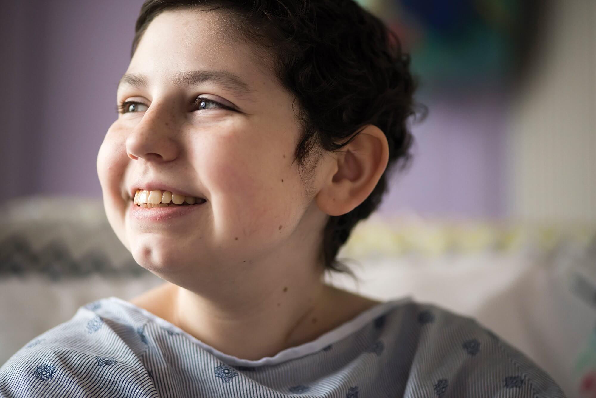 Paige Lejeune. Credit: Texas Children's Hospital