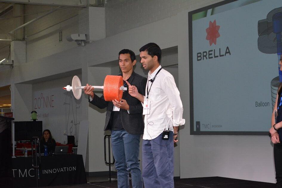Brella TMC Biodesign Hackathon