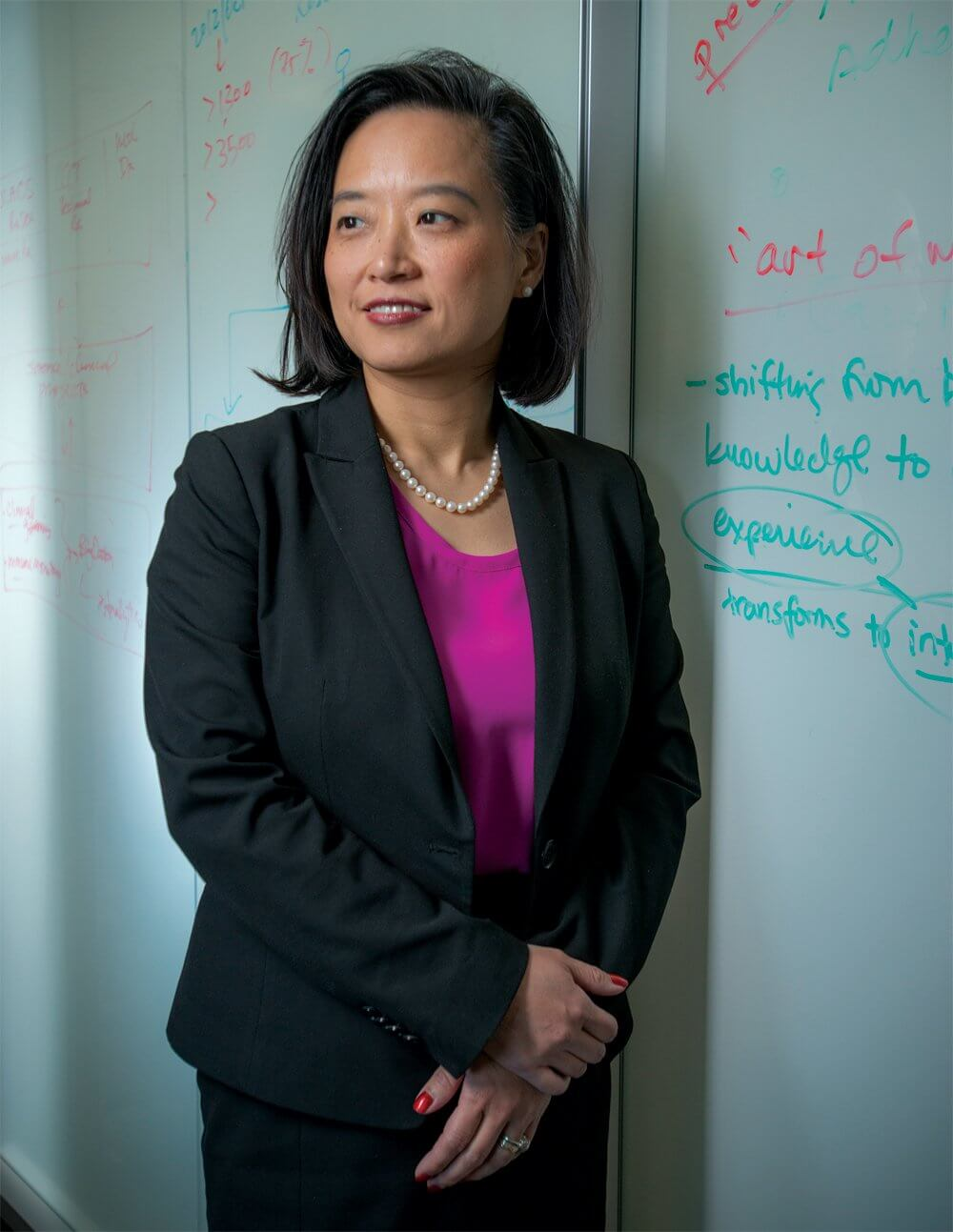 Lynda Chin, M.D. (Credit: Wyatt McSpadden for MD Anderson Cancer Center)