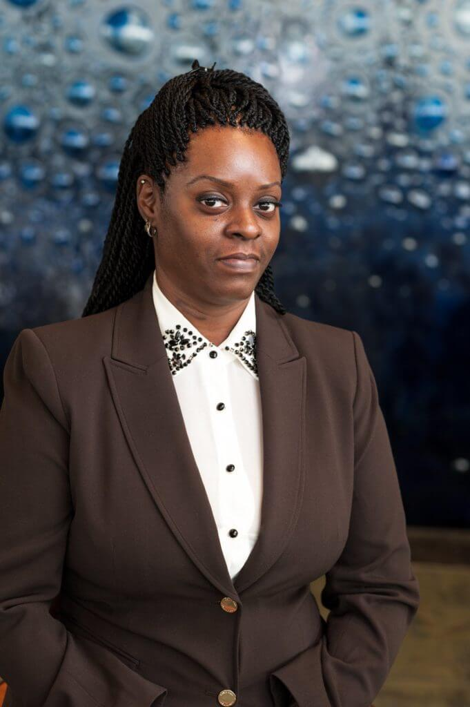 Headshot of Dominica Anderson, Rogers Award Winner