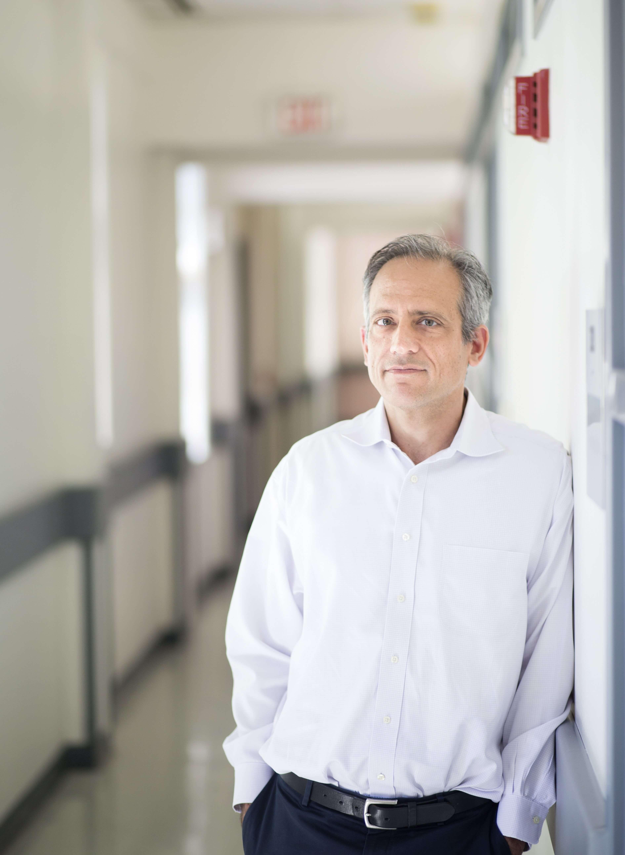 THOMAS GIORDANO, M.D. Medical director of Thomas Street Health Center.