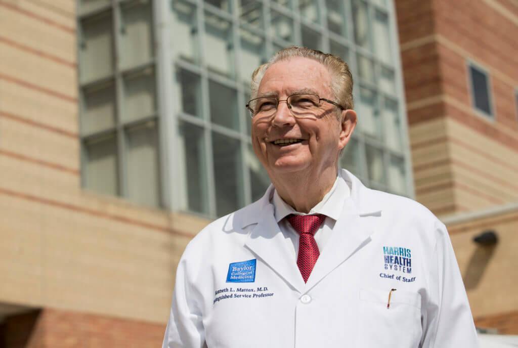 Dr. Ken Mattox