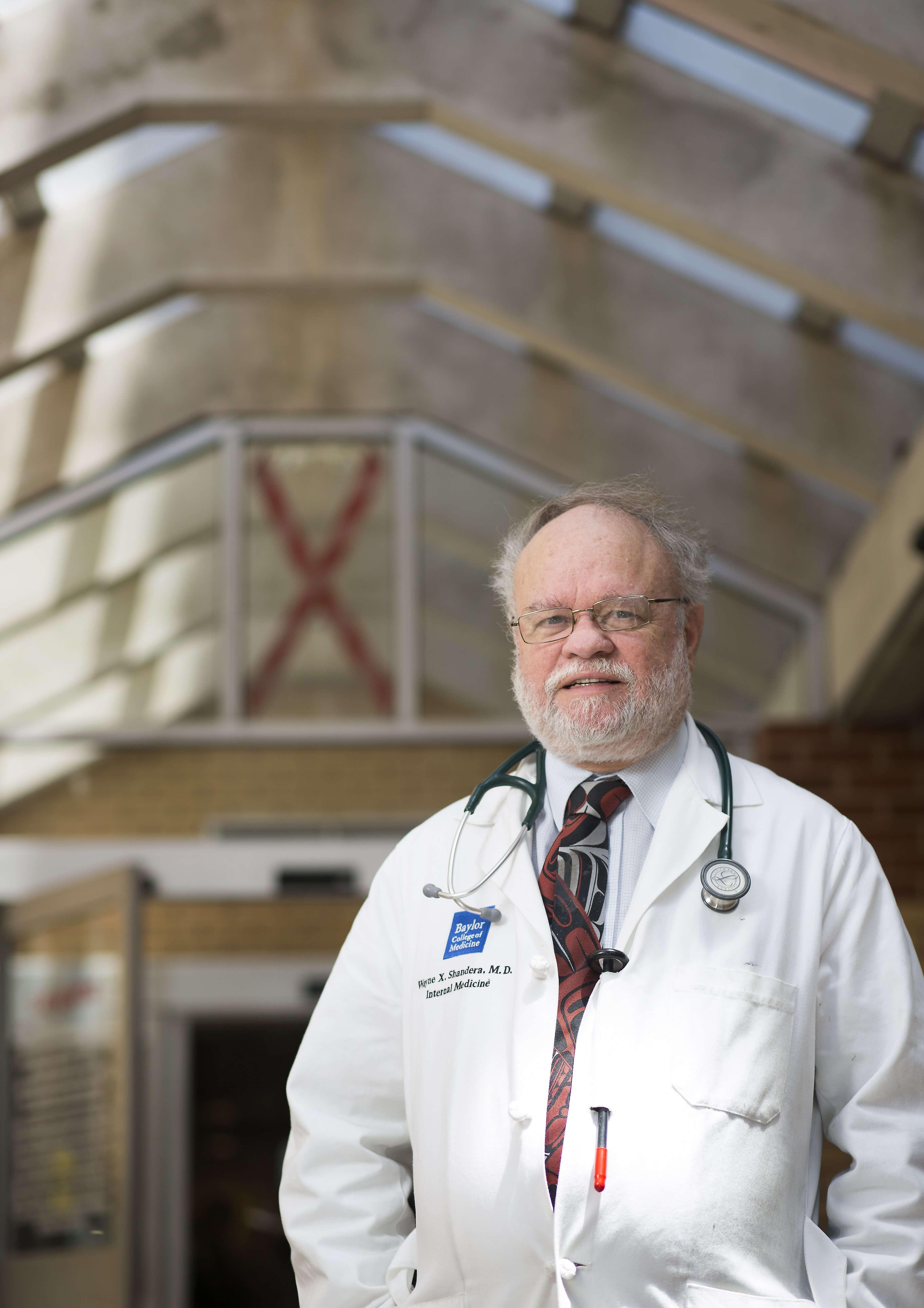 Wayne Shandera, M.D., infectious disease specialist at Thomas Street Health Center/Ben Taub Hospital and assistant professor of internal medicine and infectious disease at Baylor College of Medicine.