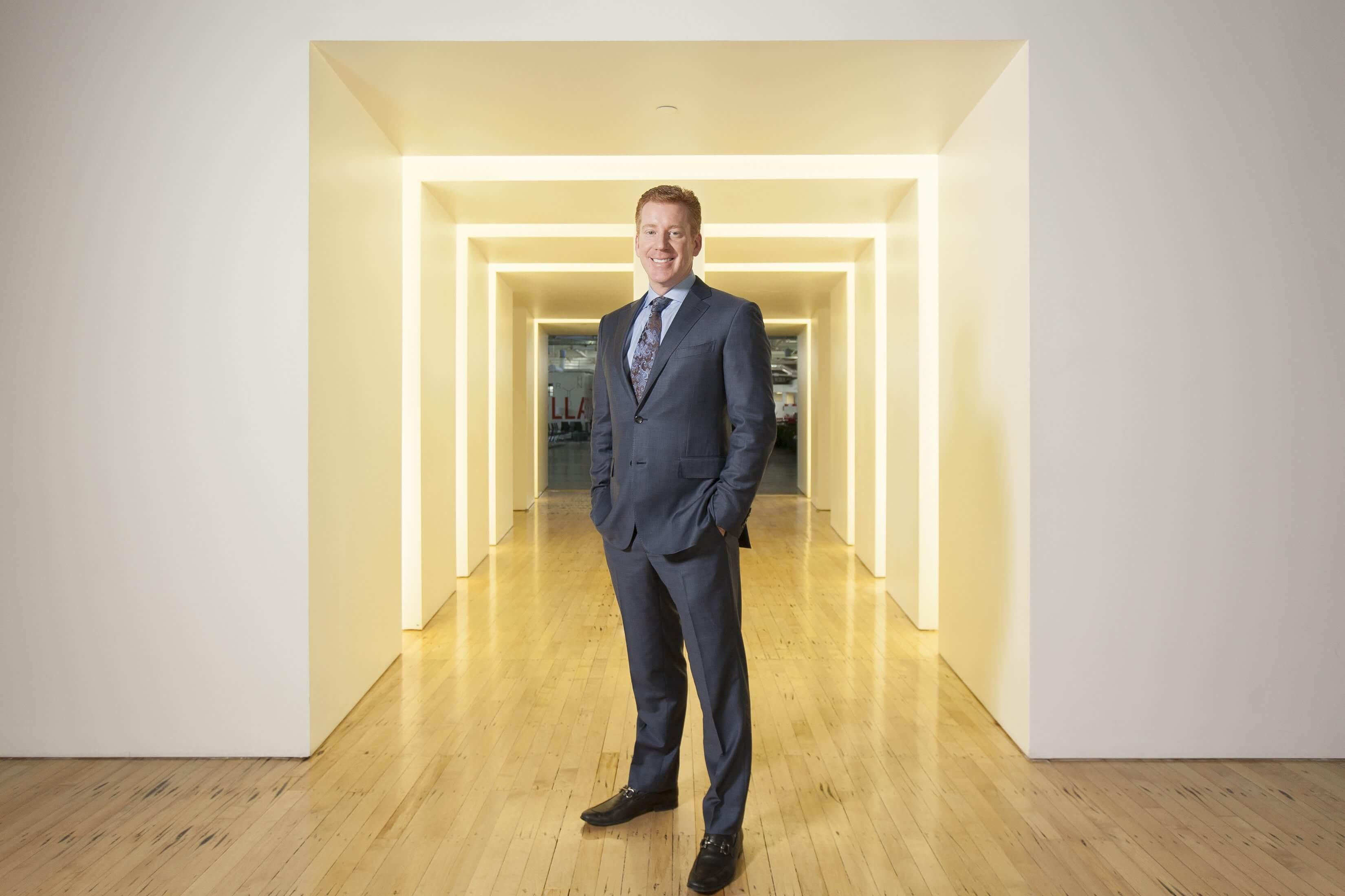 Toby Hamilton, M.D., heads the Healthcare Innovators Professional Society.