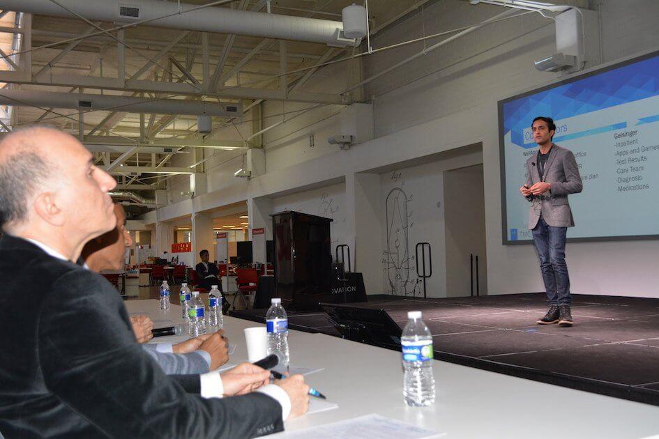 ENGAGE TMC Biodesign Hackathon