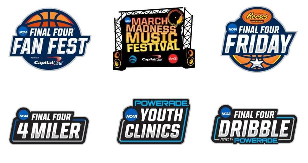 Final four logos