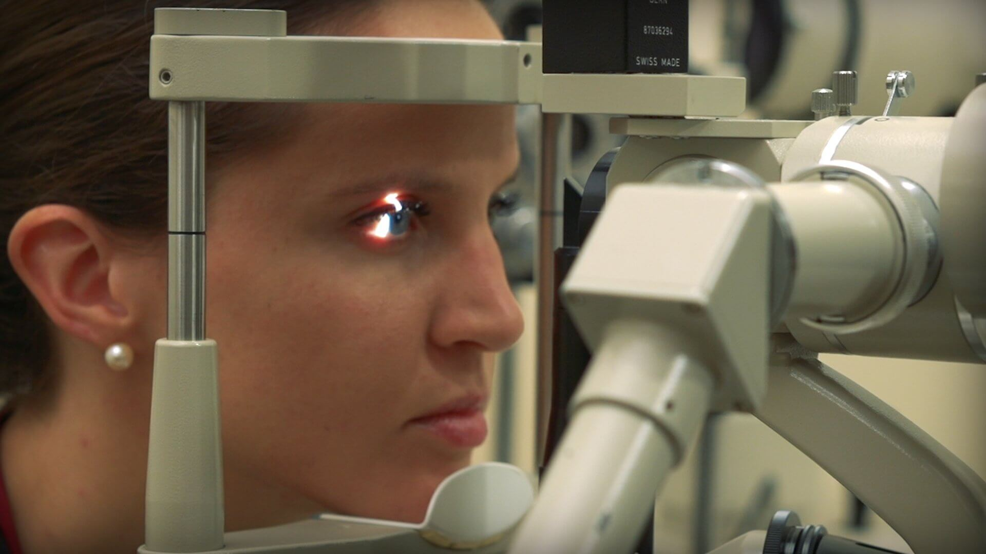 The San José Clinic offers optometry care for patients in addition to many other services.