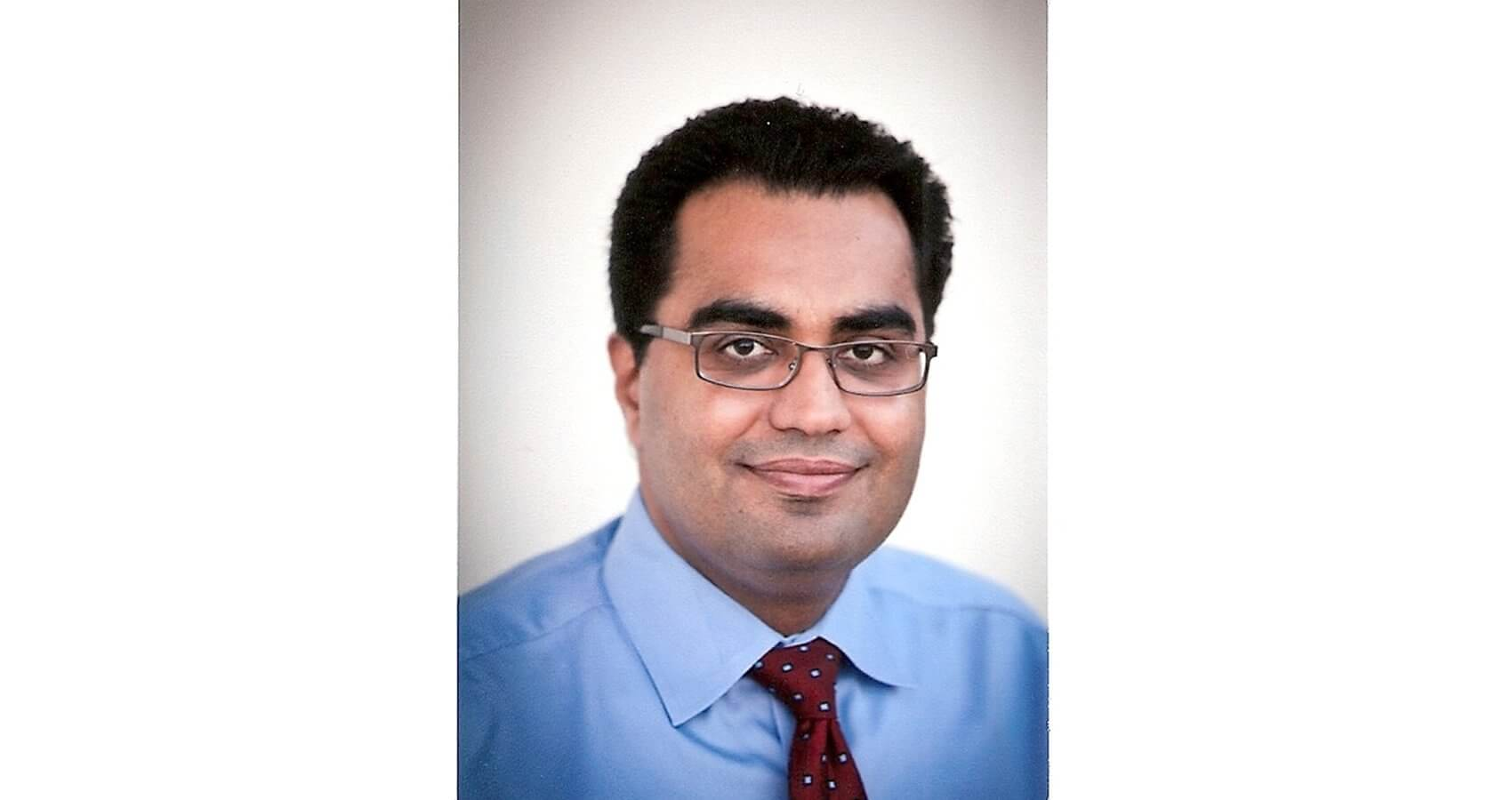 Gurinder Singh, fellow in the UTMB department of internal medicine, division of pulmonary critical care and sleep medicine.