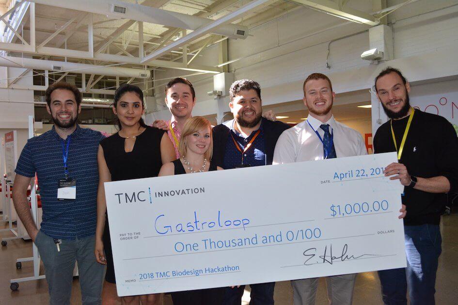 GastroLoop TMC Biodesign Hackathon