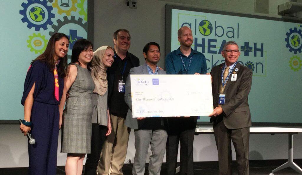 Global Health Hackathon 883