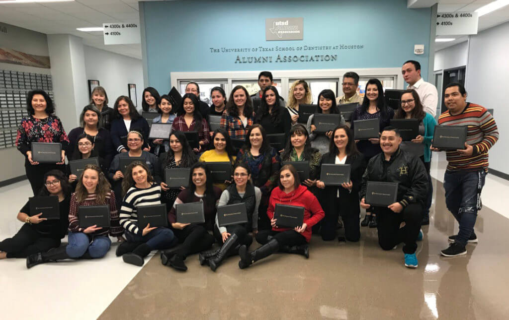 Health Interpreter graduation December 2018