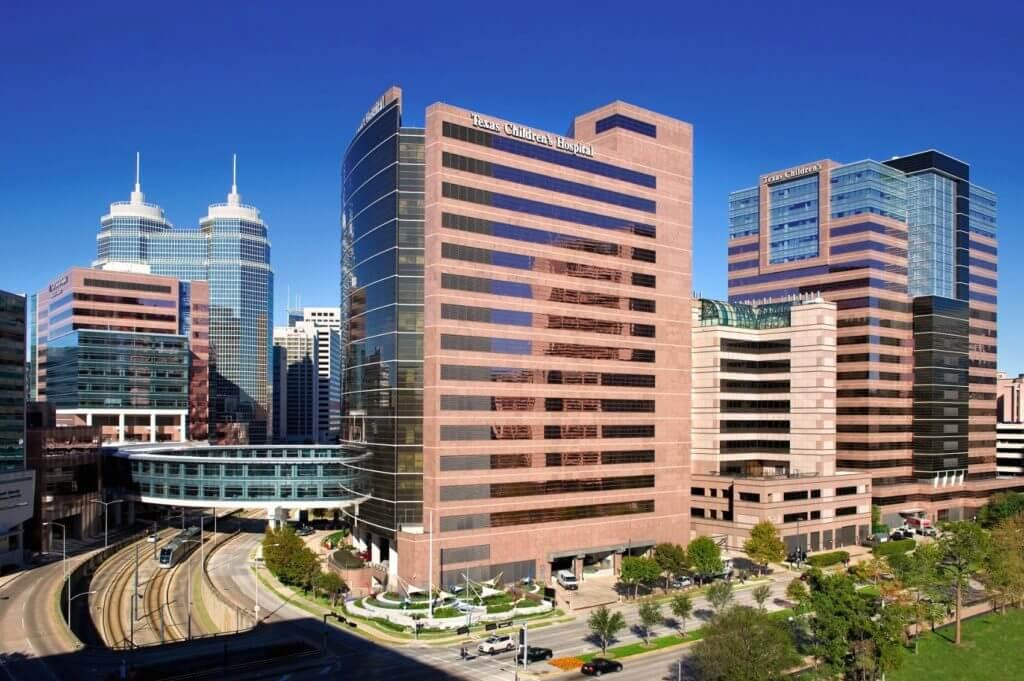 HBJ Texas Children's Hospital expansion