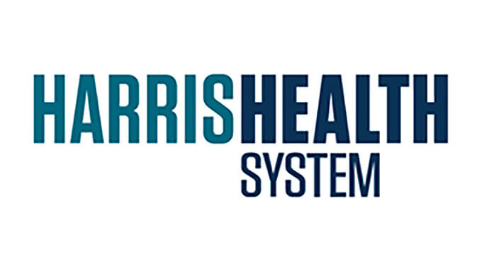 Harris Health Logo