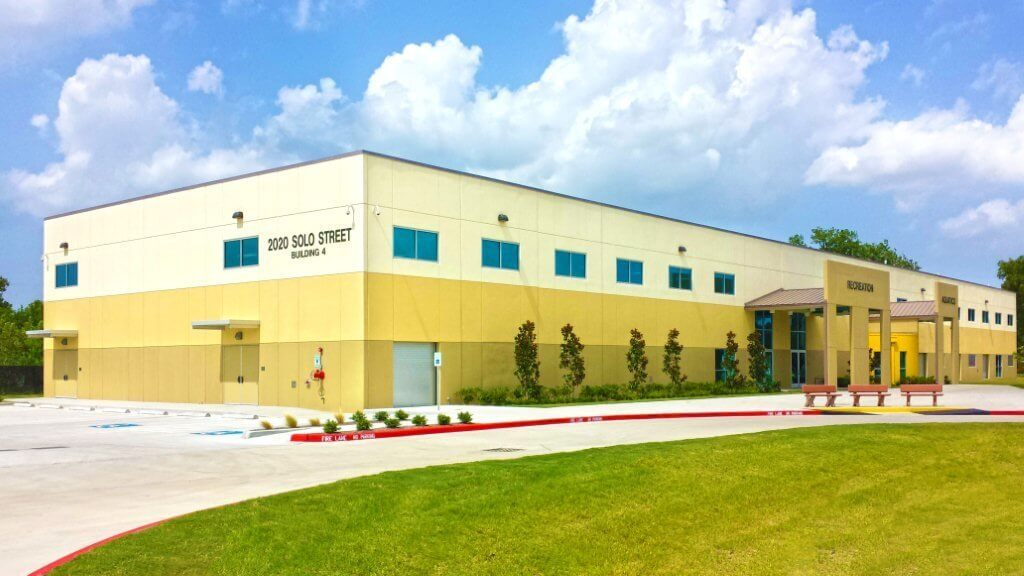 The 24, 535-square-foot Wellness Center includes a gym, weight room and an enclosed, five-lane, 25-meter pool. (Credit: Harris County Precinct One)