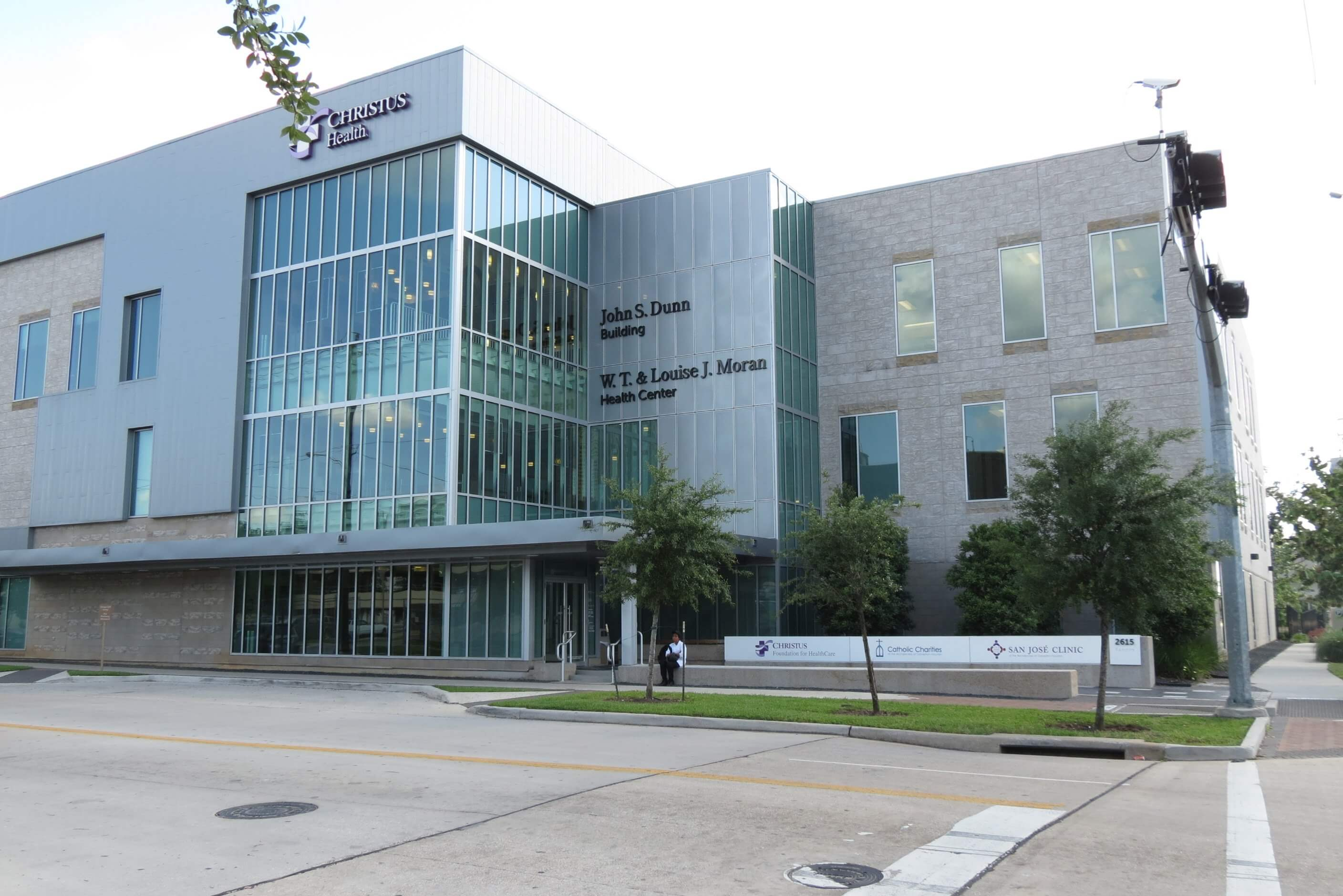 The San José Clinic, located at 2615 Fannin, is the newest member of the Texas Medical Center.