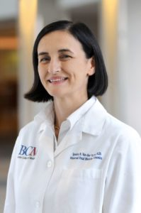 IGNATIA BARBARA VAN DEN VEYVER, M.D., professor of obstetrics and gynecology at Baylor College of Medicine and director of clinical prenatal genetics for the Department of Molecular and Human Genetics, was appointed president of the International Society for Prenatal Diagnosis. ............................................