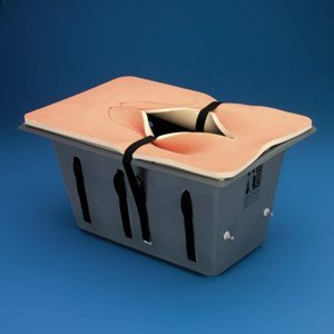 Example of an abdominal aortic repair container.