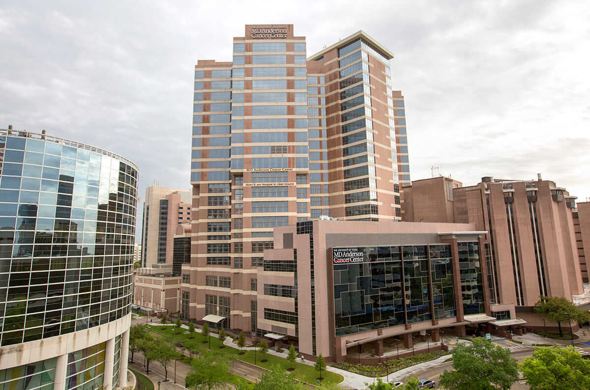 MD Anderson was ranked No. 1 in the nation for cancer care.