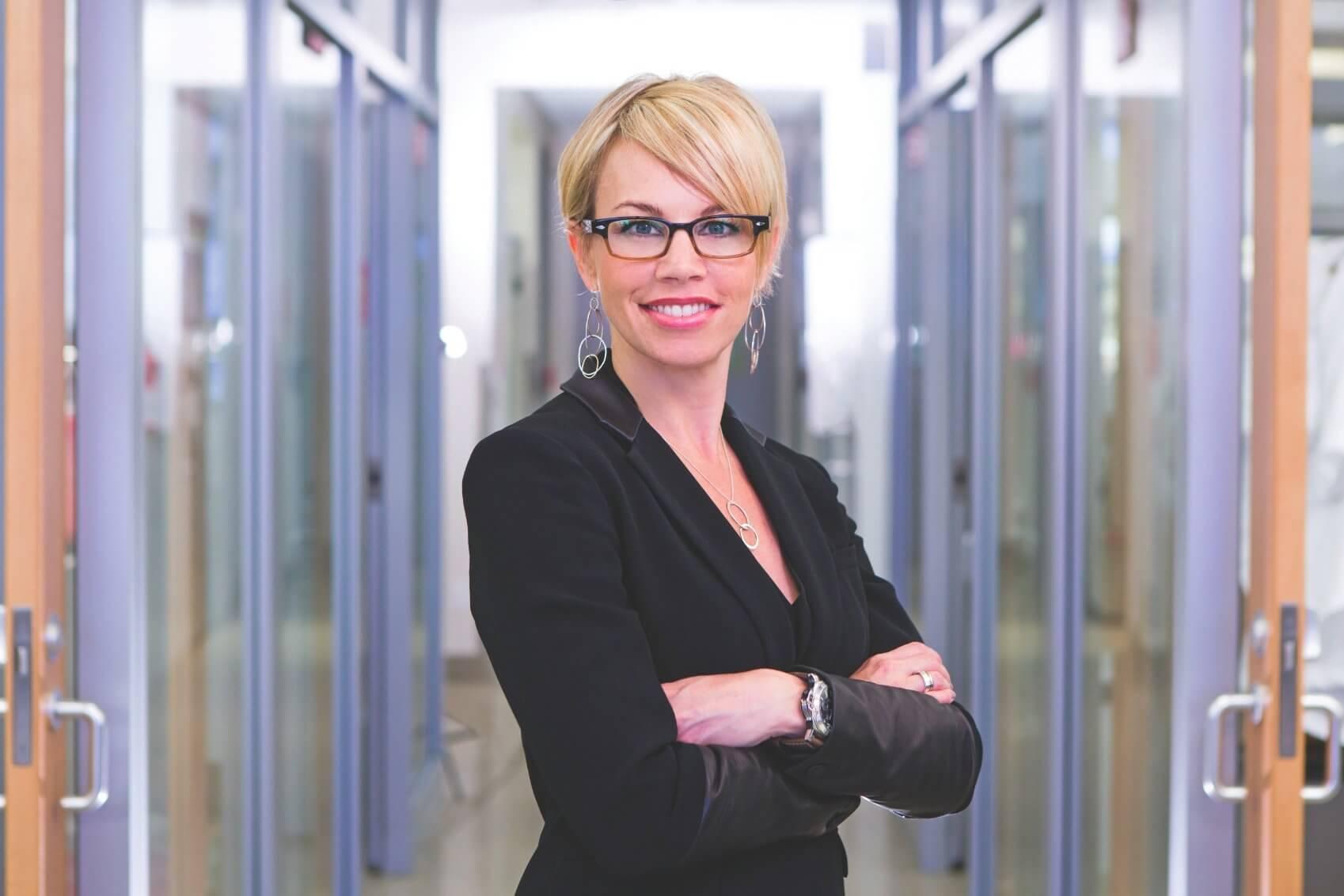 Melinda Richter, head of JLABS