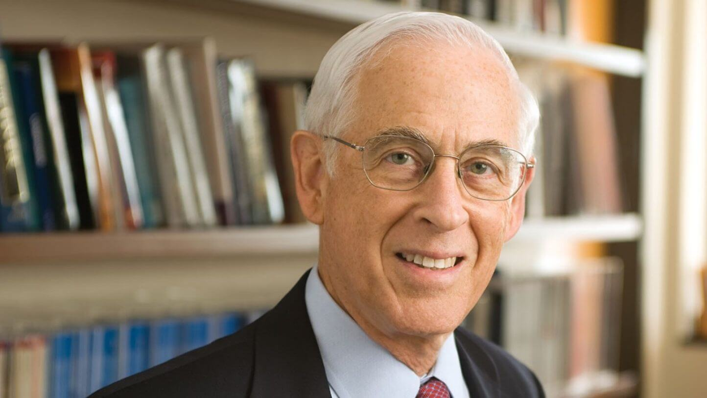 John Mendelsohn, M.D., president of The University of Texas MD Anderson Cancer Center from 1996 to 2011. (Photo courtesy of MD Anderson)