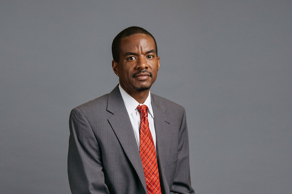 Project TOUCH director and professor Ezemenari Obasi, Ph.D. (Photo courtesy of the University of Houston)