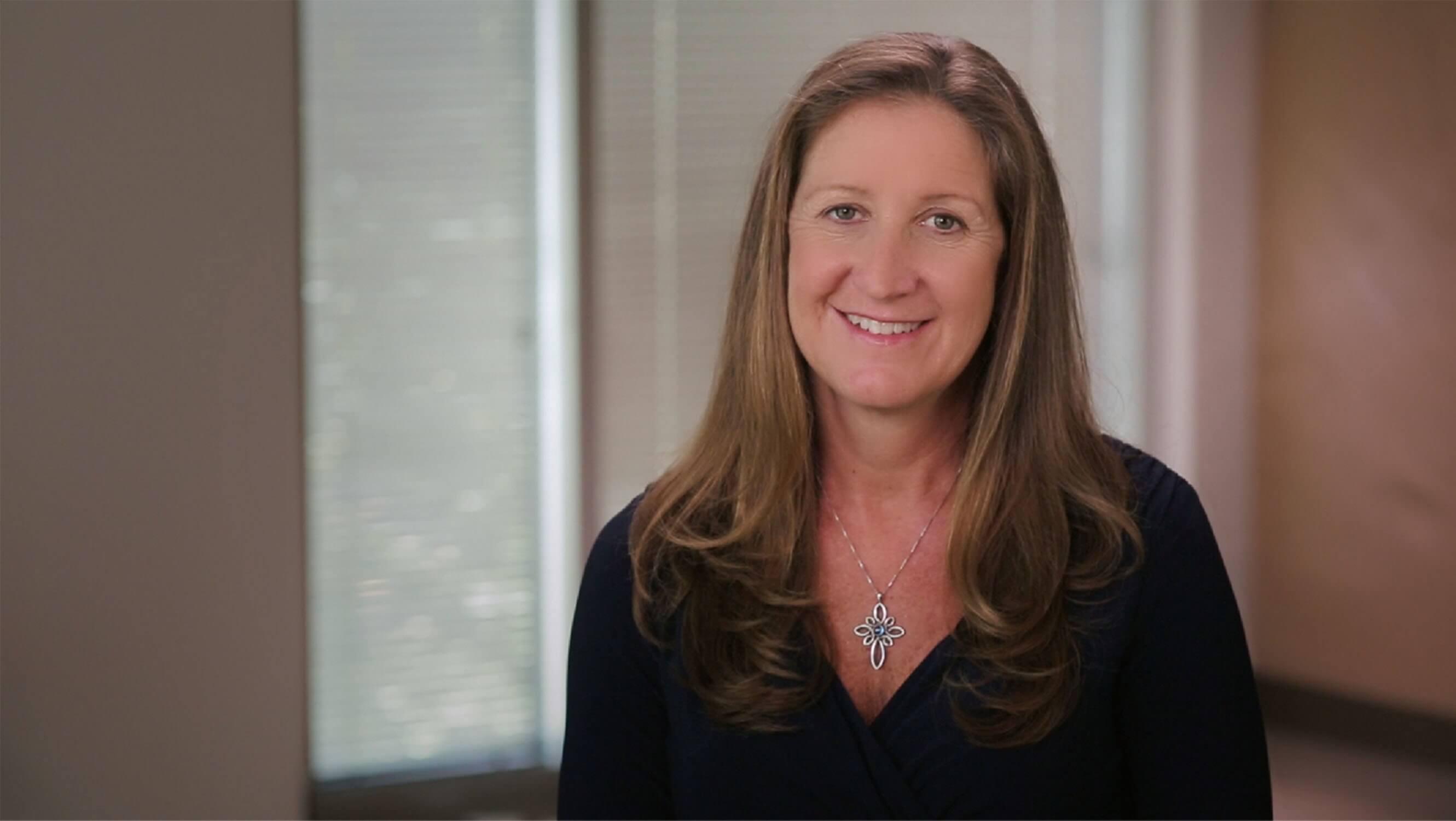 San José Clinic President and CEO Paule Anne Lewis.