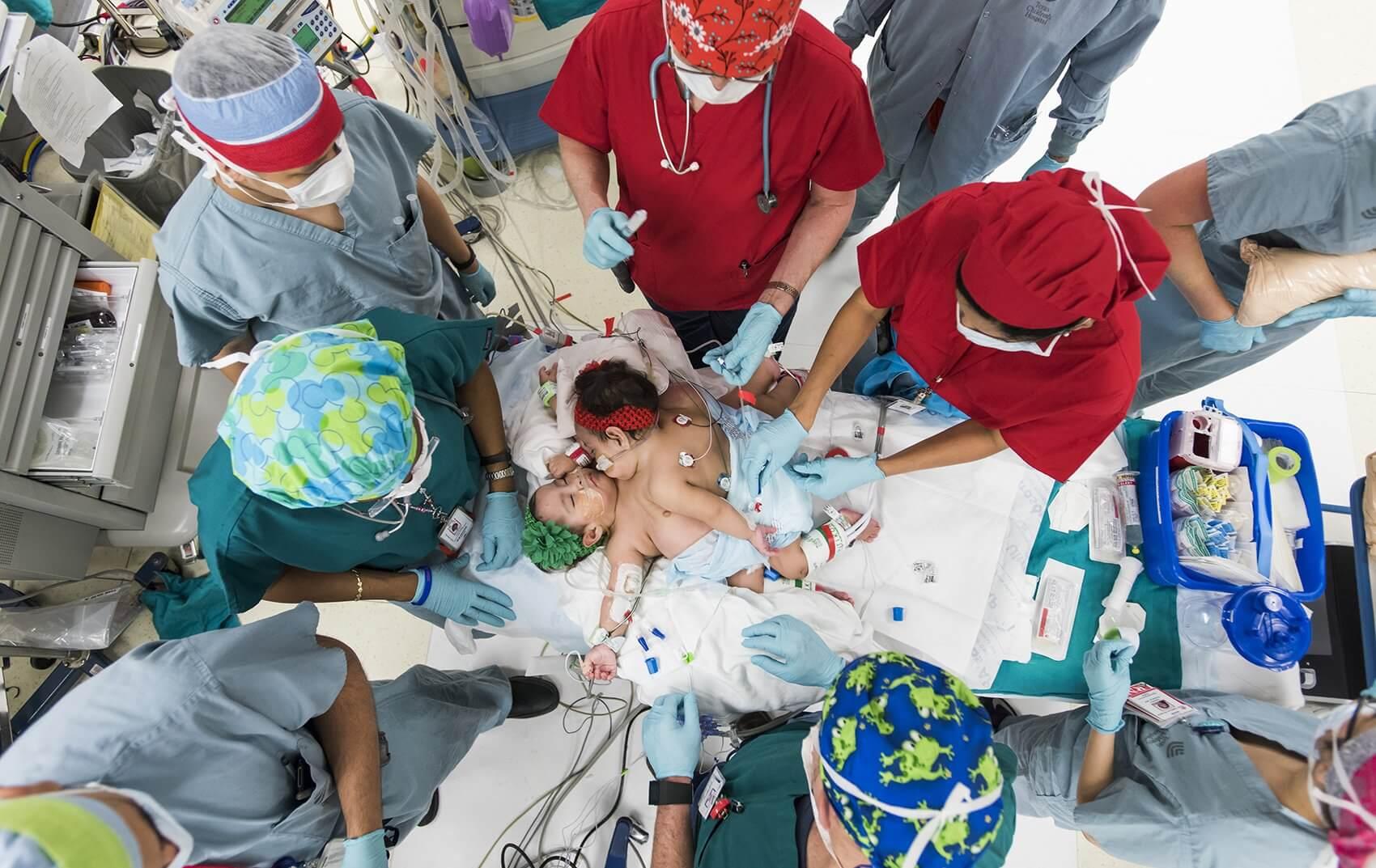 (Credit: Allen S. Kramer/Texas Children's Hospital)