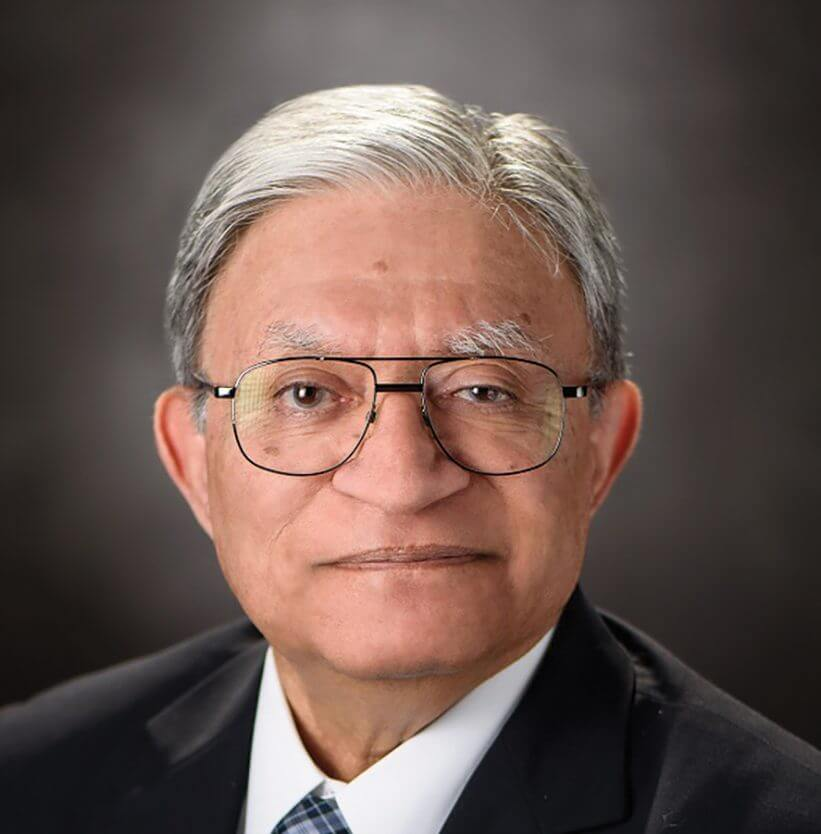 RADHE MOHAN, PH.D., professor in the department of radiation physics at The University of Texas MD Anderson Cancer Center, was honored with the William D. Coolidge Award, which recognizes a member of the American Association of Physicists in Medicine for a career in medical physics.