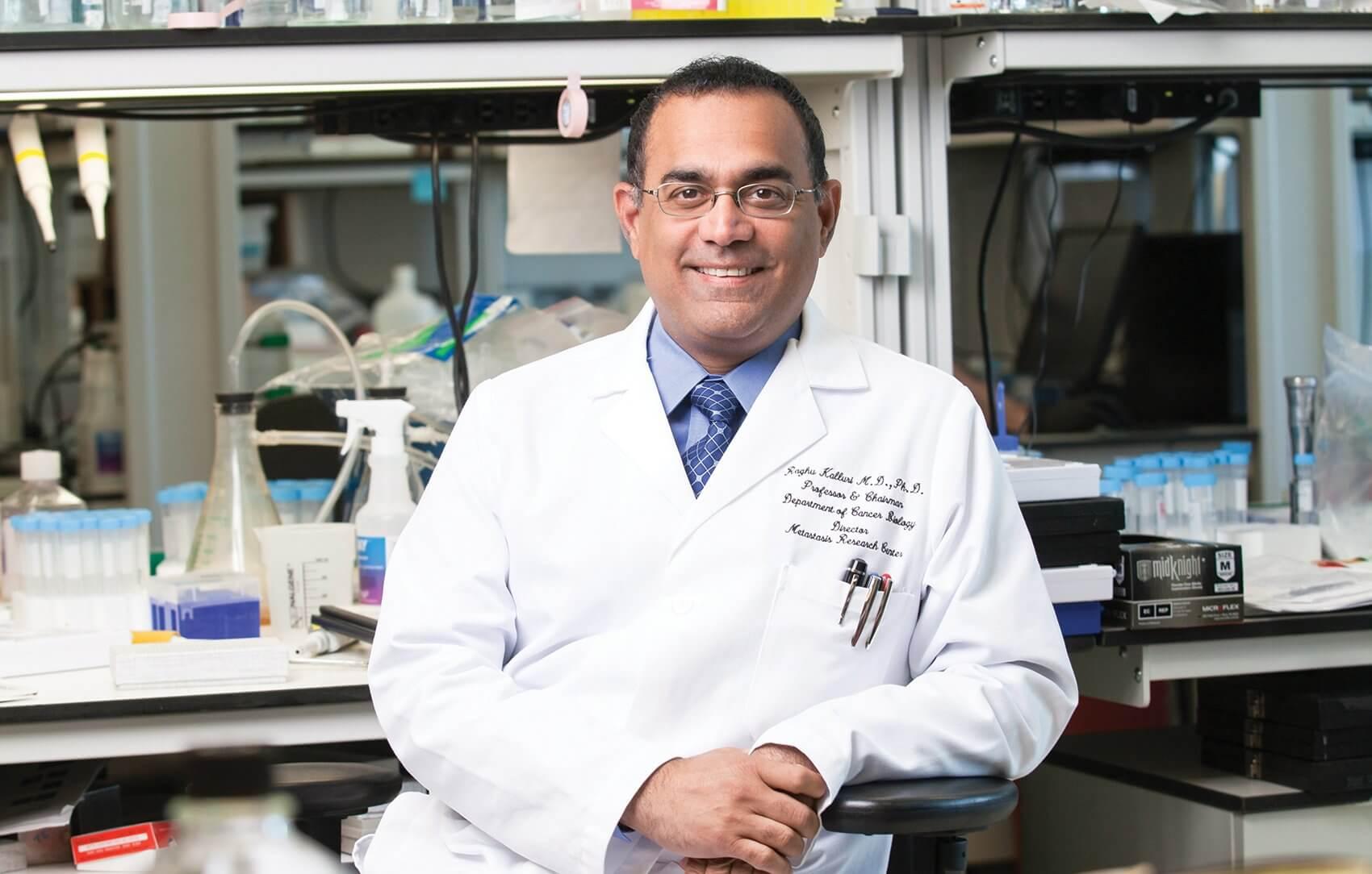 Raghu Kalluri, M.D., Ph.D.