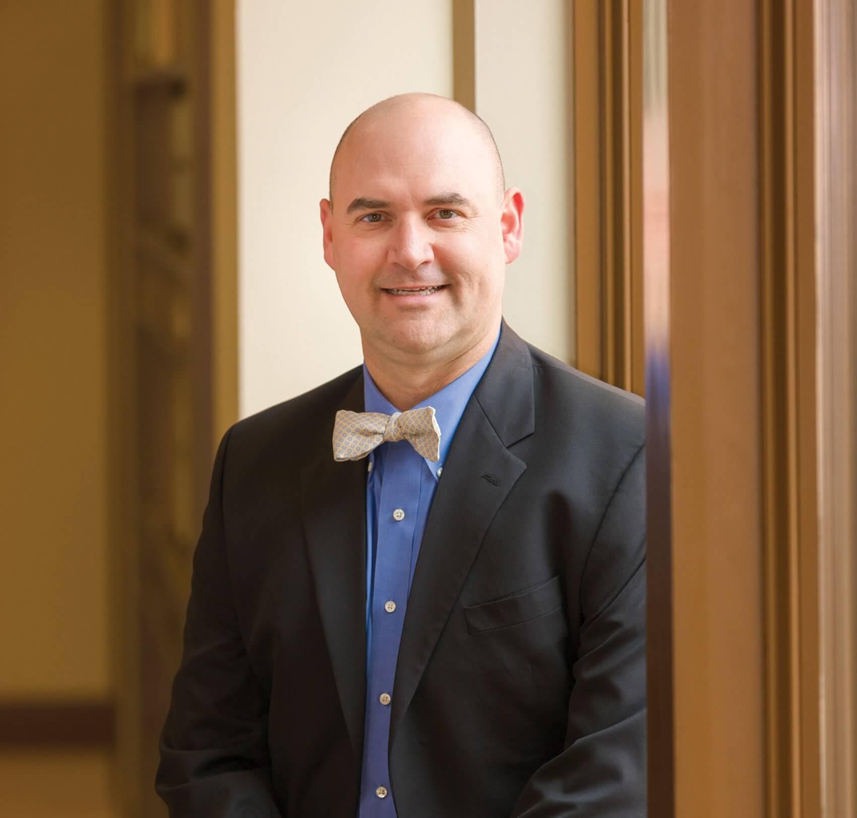 Blake Haren, Meninger Clinic