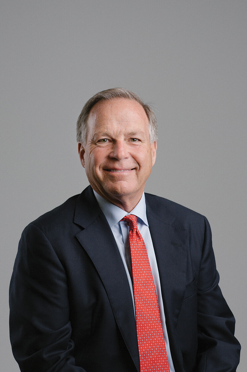 JACK B. MOORE, a retired Houston executive, began a two-year term as Chairman of the American Heart Association Houston Board of Directors on July 1.