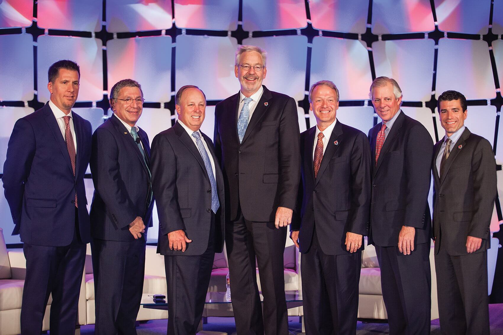 Leaders from Texas Medical Center and beyond addressed health care issues and solutions at Medical World Americas.