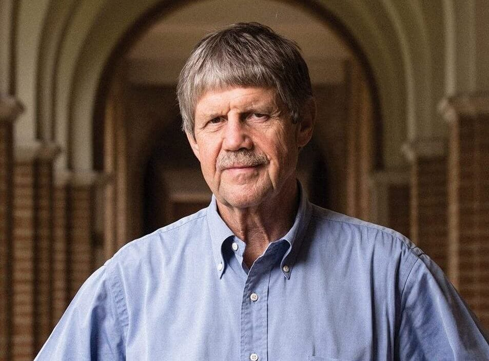 Jim Blackburn, an environmental attorney, co-director of the Severe Storm Prediction, Education and Evacuation from Disasters Center at Rice University (SSPEED) and director of Rice's undergraduate minor in energy and water sustainability.