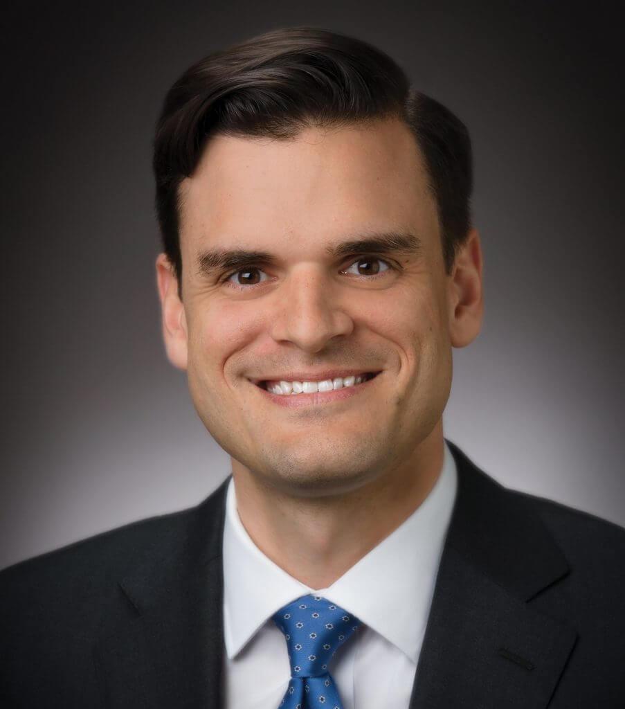 Josh Rogers, MD., The Meninger Clinic, Houston, Texas