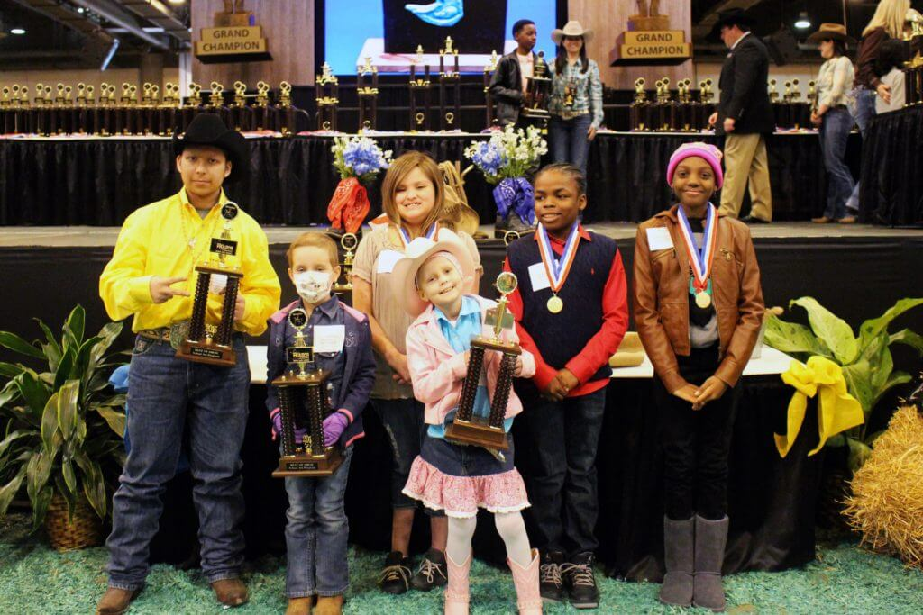 Rodeo Award Winners